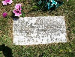 Carroll C. Jones