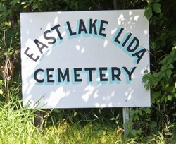 East Lake Lida Cemetery