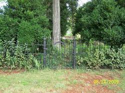 Pen Park-Gilmer Estate Cemetery