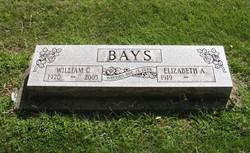 William C Bays