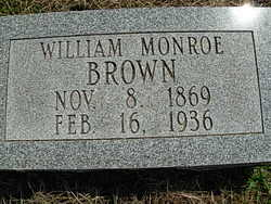William Monroe Brown
