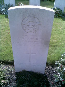 Pilot Officer (Air Gnr.) John Ernest Bowering