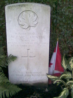 Sergeant William John Hunter