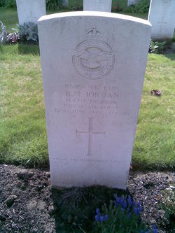 Sergeant (Flt. Engr.) Ronald Merrick Jordan
