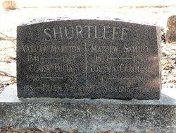 Helen Emily <i>Shurtleff</i> Stevens