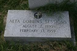 Alta Gay Dobbins Sessions Added by: William Tatum