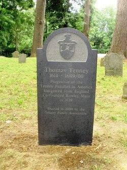 Thomas Tenney