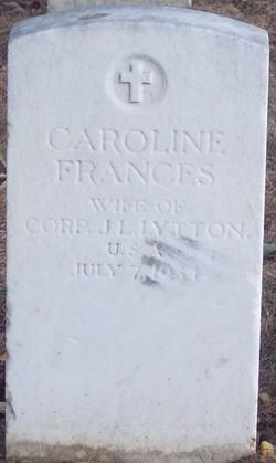 Caroline Francis Lytton