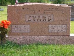 Clem W. Evard