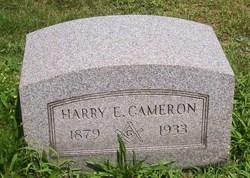 Harry E Cameron