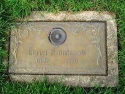 Edith Pearl <i>Phelps</i> Bigelow