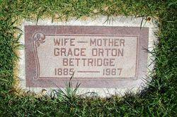 Grace <i>Orton</i> Bettridge