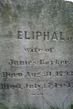 Eliphal <i>Barker</i> Barker