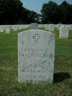 Arthur Pete Massengale