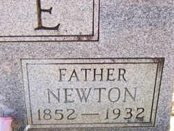 Newton King Brady Pate