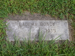 Ladema Kil-so-quah <i>Kissiman</i> Bondy