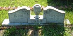 Claudious Dunwoody Crum