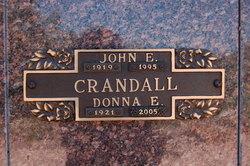 Donna Elizabeth <i>Vaughan</i> Crandall