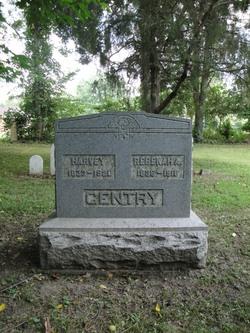 Harvey E Gentry