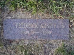 Fredrick Earnest Adsitt