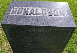 Mary Elizabeth <i>Markland</i> Donaldson
