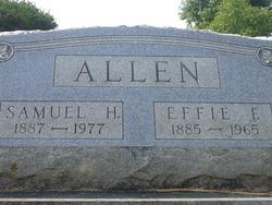 Samuel Hubert Allen