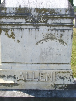 Linden E Allen