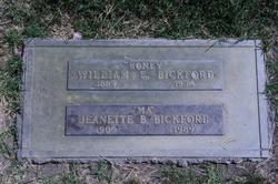 William Edward Bickford