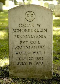 Oscar W. Schoeberlein