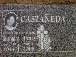 Margaret <i>Arenas</i> Castaneda