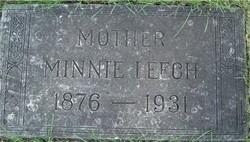 Minnie Mabel <i>Dennis</i> Leech