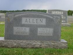 Rhesa McCoy Allen, Sr