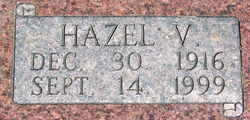 Hazel V <i>Lowe</i> Brooks