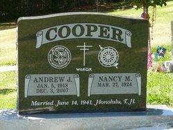 Andrew Jackson Cooper