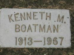 Kenneth M. Boatman
