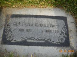 Rose Amelia <i>Merrell</i> Eaton