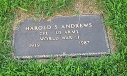 Harold Stanton Andrews