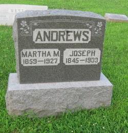 Martha Melvina <i>McDONALD</i> Andrews