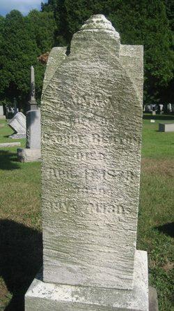 Anna M. <i>Ripley</i> Benton