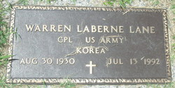 Warren Laberne Lane