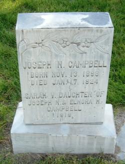 Sarah Velora Campbell