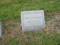 Elsie R <i>Bannan</i> Crumbaker