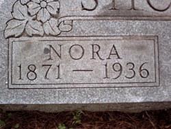 Ida Eleanora Nora <i>Cantrell</i> Shockey