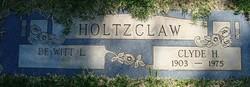 De Witt <i>Ludwich</i> Holtzclaw