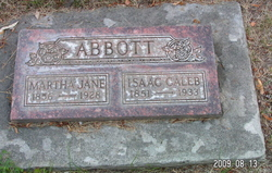 Isaac Caleb Abbott