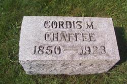 Cordis Monroe Chaffee