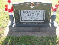 Robert Wayne Alford