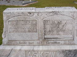 Florence <i>King</i> Askew