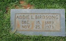 Addie Lee <i>Oliver</i> Birdsong