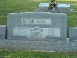 Glenna <i>Robeson</i> Baumgartner